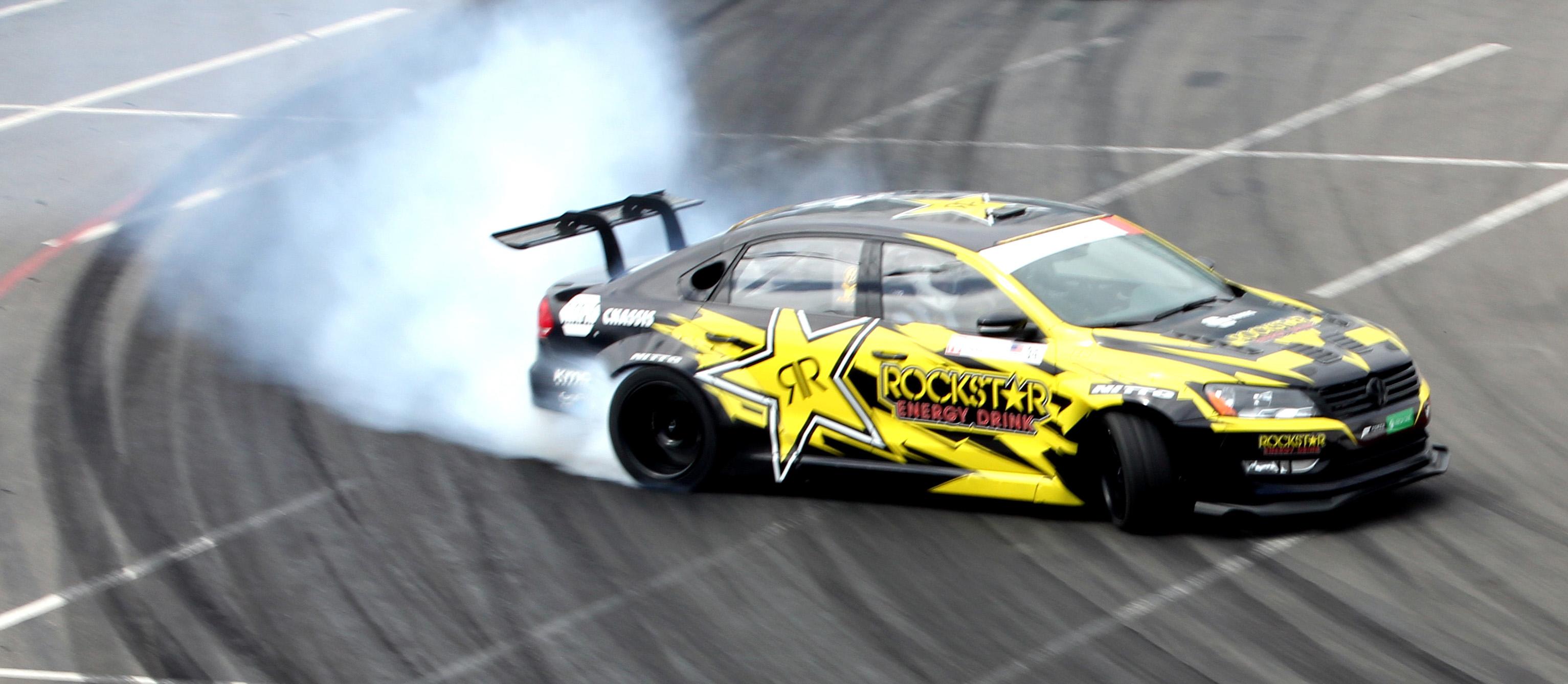 Tanner Foust Returns To Drifting On Team Nitto Alongside